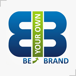 Be your own brand logo